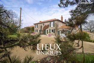 Annonce vente Maison avec terrasse mortagne-sur-sèvre