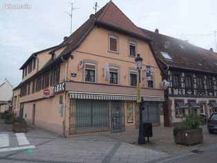 Annonce vente Local commercial wissembourg