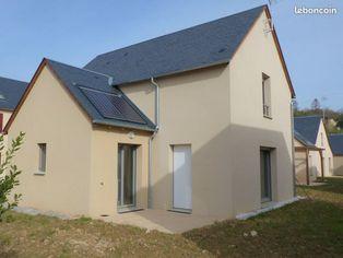 Annonce vente Maison avec garage vernou-sur-brenne