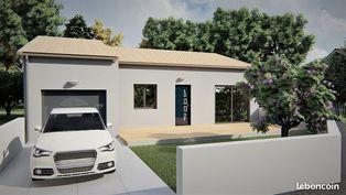 Annonce vente Maison avec garage la palme