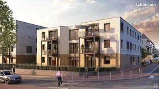 Annonce vente Appartement avec terrasse marcq-en-baroeul