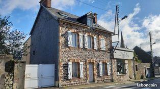 Annonce vente Maison avec garage bréhal