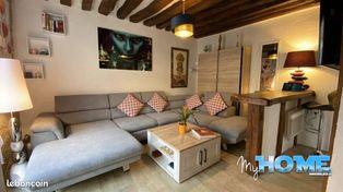 Annonce vente Appartement avec terrasse beaumont-sur-oise