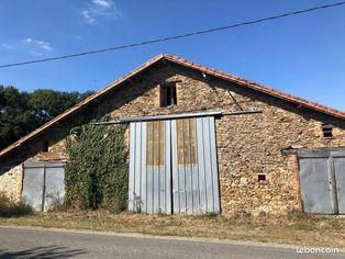 Annonce vente Maison avec grange la chaize-le-vicomte