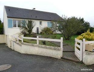 Annonce location Maison avec terrasse juillé