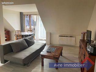 Annonce location Appartement verneuil-sur-avre