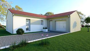 Annonce vente Maison avec garage naucelles