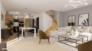 Annonce vente Appartement avec garage danne-et-quatre-vents