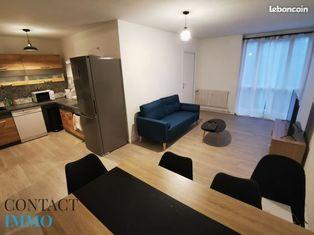 Annonce location Appartement avec bureau roubaix