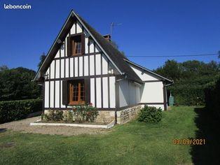 Annonce vente Maison le bosc du theil