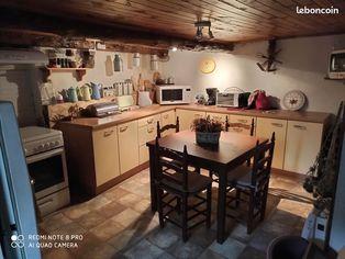 Annonce vente Maison avec cheminée fontpédrouse