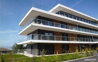 Annonce vente Appartement avec terrasse neuvecelle
