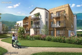 Annonce vente Appartement avec terrasse rumilly