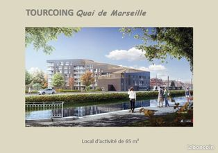 Annonce vente Local commercial tourcoing