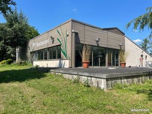 Annonce location Local commercial avec terrasse garat