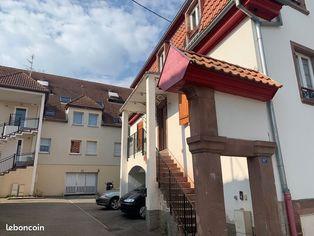 Annonce vente Appartement avec garage bischoffsheim