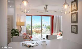 Annonce vente Appartement avec terrasse saint-pierre