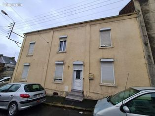 Annonce vente Maison avec terrasse hautmont