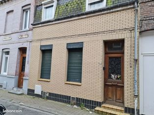 Annonce vente Maison avec terrasse marchiennes