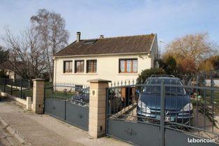 Annonce vente Maison avec terrasse mareuil-sur-ourcq