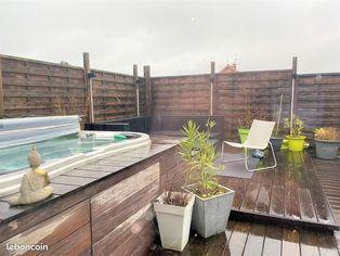 Annonce vente Appartement avec terrasse baisieux