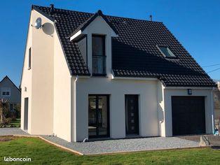 Annonce vente Maison avec garage criquetot-l'esneval