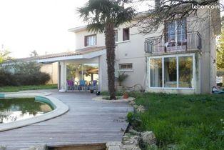 Annonce vente Maison avec piscine périgny