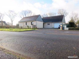 Annonce vente Maison avec garage ploumilliau