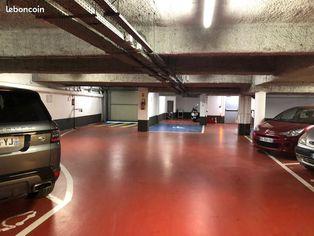 Annonce vente Parking avec parking boulogne-billancourt