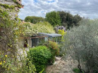 Annonce vente Maison avec terrasse aspères