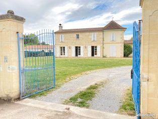 Annonce vente Maison carignan-de-bordeaux