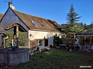 Annonce vente Maison avec grange saint-martin-du-tertre
