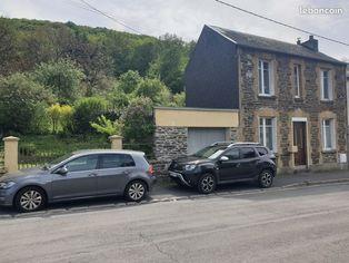 Annonce vente Maison avec garage nouzonville
