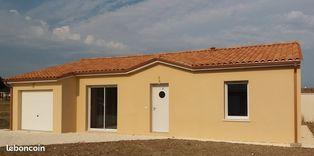 Annonce vente Maison avec garage fléac
