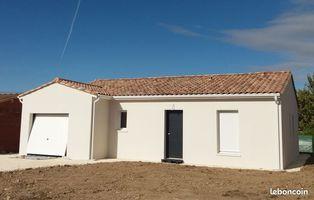 Annonce vente Maison avec garage trois-palis