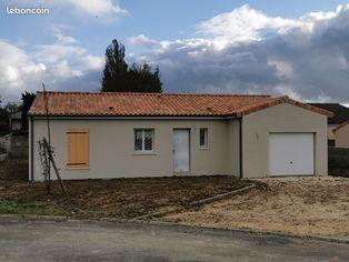 Annonce vente Maison avec garage cherves-richemont