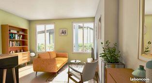 Annonce vente Appartement avec cuisine ouverte lyon