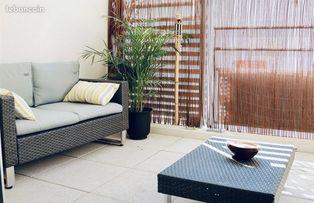 Annonce location Appartement avec terrasse sète