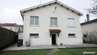 Annonce vente Maison avec garage saint-yrieix-sur-charente