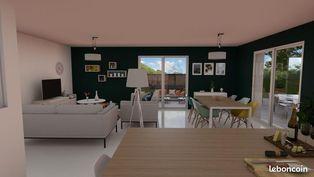 Annonce vente Maison avec garage champcevinel