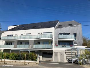 Annonce vente Appartement avec terrasse sucé-sur-erdre