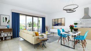 Annonce vente Appartement avec garage saint-martin-d'hères