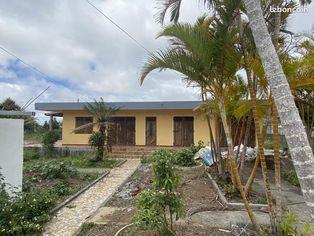 Annonce vente Maison avec garage les trois-bassins