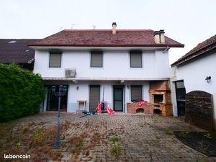 Annonce vente Maison avec terrasse saint-pierre-en-faucigny