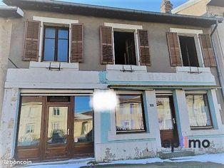 Annonce vente Maison avec terrasse arracourt