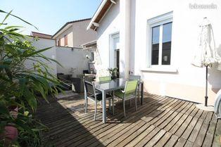 Annonce vente Maison avec terrasse villeurbanne