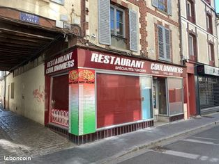 Annonce vente Local commercial coulommiers