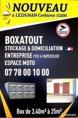 Annonce location Autres avec box lézignan-corbières