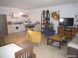 Annonce vente Appartement avec garage orange
