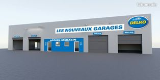 Annonce vente Local commercial avec garage angers